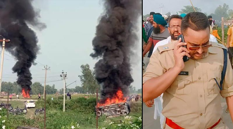 Ashish Misra, accussed of Lakhumpur Kheri violence may hide himself in Nepal, mobile tower location indicates that, claims Police | Sangbad Pratidin