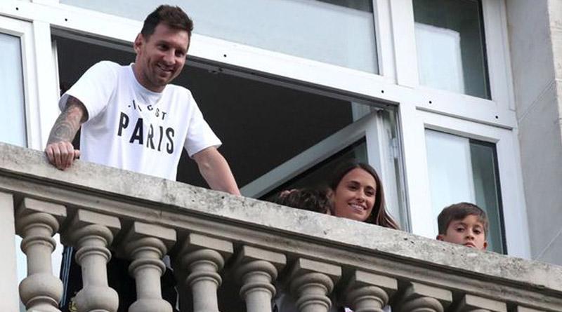Lionel Messi's 17k-a-night Paris hotel hit by masked raiders | Sangbad Pratidin