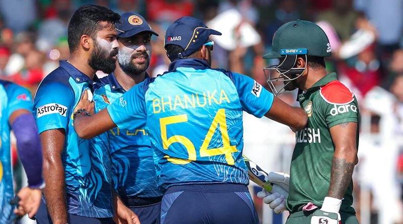 Sri Lanka vs Bangladesh: Lahiru Kumara, Liton Das fined for on-field clash