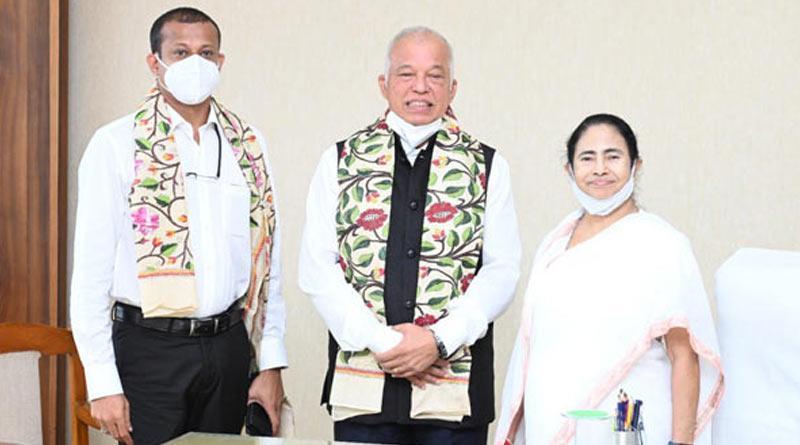 TMC appoints ex CM of Goa Luizinho Faleiro as national vice president, Abhishek Banerjee sends letter | Sangbad Pratidin