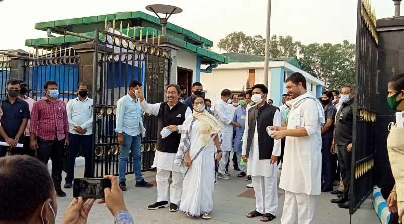 2 Congress leader of Uttar Pradesh Joins TMC | Sangbad Pratidin