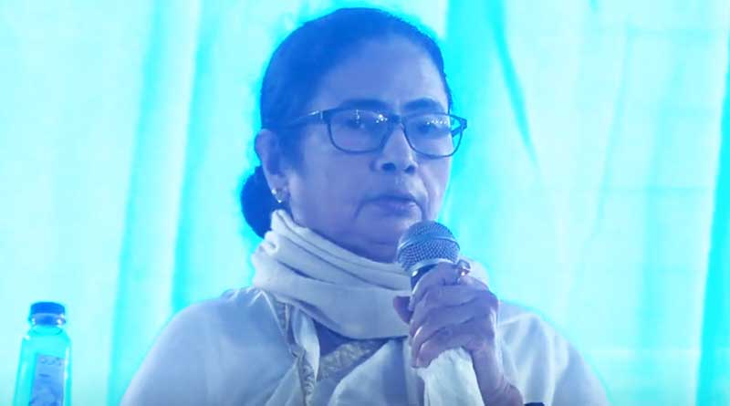 Mamata Banerjee visits North Bengal with slight illness and sends awarness messege to COVID-19 | Sangbad Pratidin