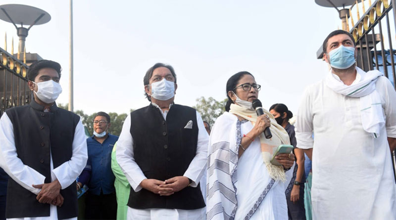 Trinamool Congress denied permission to hold rally in Goa, Mamata furious | Sangbad Pratidin