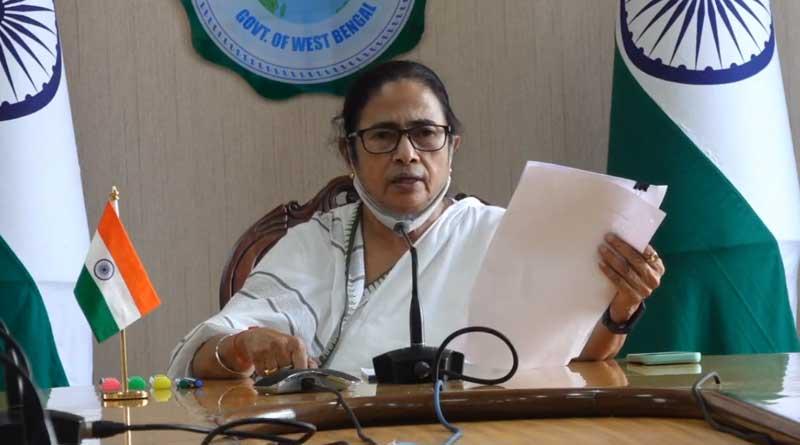 WB CM Mamata Banerjee slams DVC over man made flood in Bengal | Sangbad Pratidin