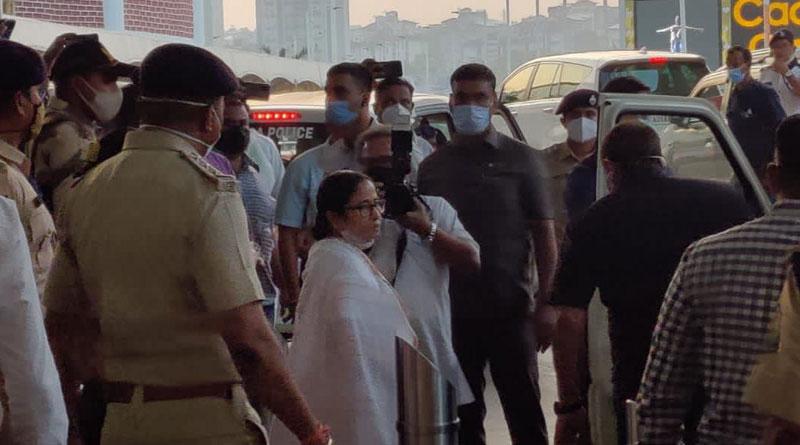 TMC leader Mamata Banerjee reaches Goa on Thursday evening | Sangbad Pratidin
