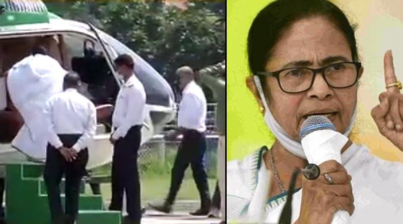CM Mamata Banerjee visits flood affected areas । Sangbad Pratidin
