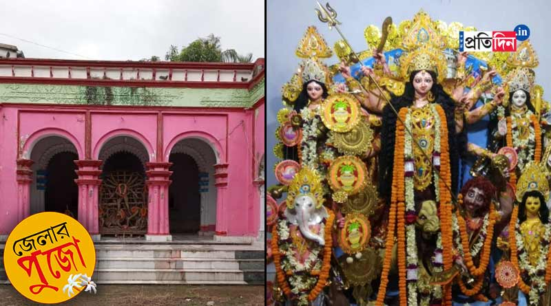 Here are some unknown facts of the Mandal Bari's durga puja । Sangbad Pratidin