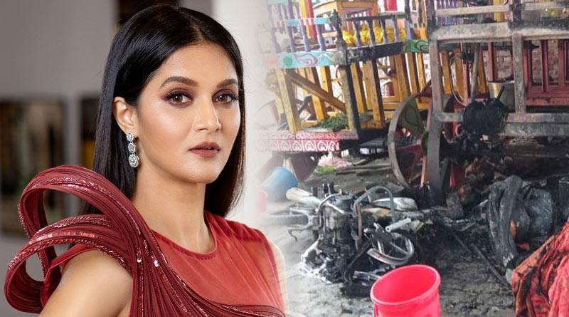 Actress Rafiath Rashid Mithila opens up about Bangladesh violence | Sangbad Pratidin