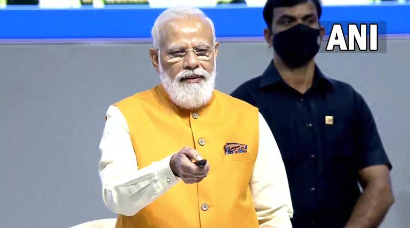 PM Narendra Modi inaugurates PM GatiShakti-National Plan | Sangbad Pratidin