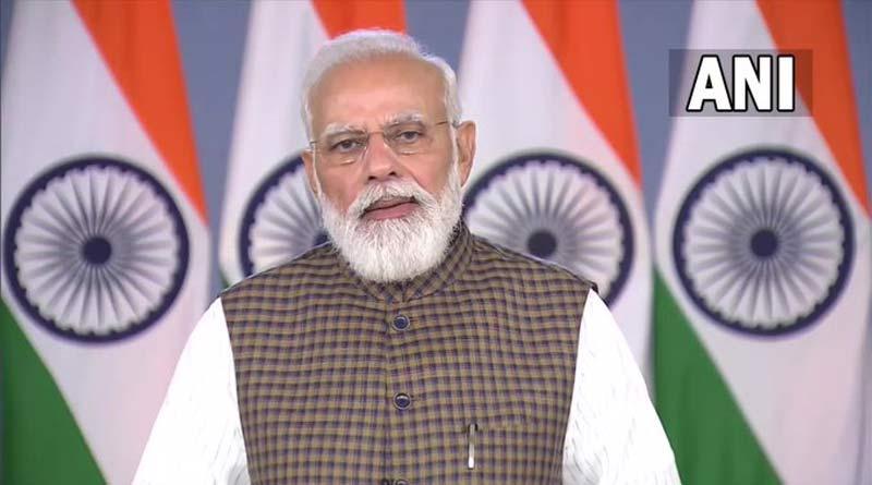 Previous government lacked willpower to fight corruption: Modi | Sangbad Pratidin