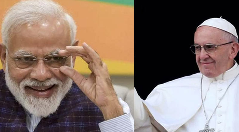 PM Modi to meet Pope Francis at Vatican before attending G-20 summit in Rome | Sangbad Pratidin