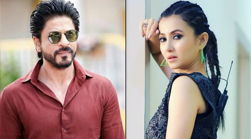 Actress Monami Ghosh trolled for supporting Shah Rukh Khan