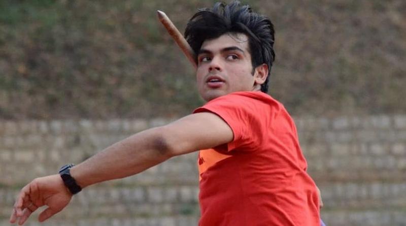Tokyo Olympics gold medalist Neeraj Chopra returns to training with 'same hunger and desire as before' | Sangbad Pratidin