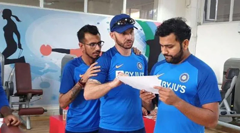 Nick Webb to step down as Team India's Strength, Conditioning coach