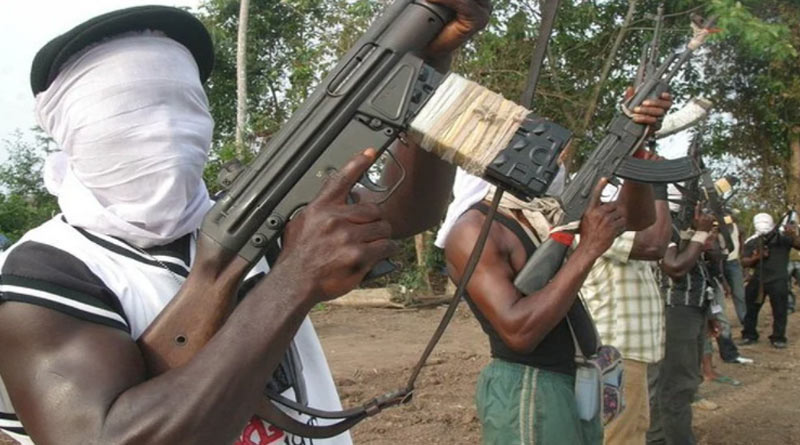 At least 43 people killed in gunmen attack in North-Western Nigeria | Sangbad Pratidin