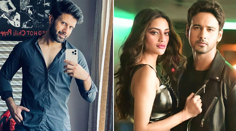 Nusrat Jahan and Nikhil Jain went to Kashmir and Ladakh respectively for their holiday