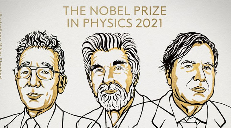 Trio get Physics Nobel 2021 for discoveries in climate, complex physical systems | Sangbad Pratidin