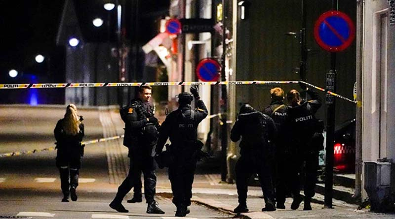 5 Killed In Norway Bow-And-Arrow Attack, Suspect Arrested | Sangbad Pratidin