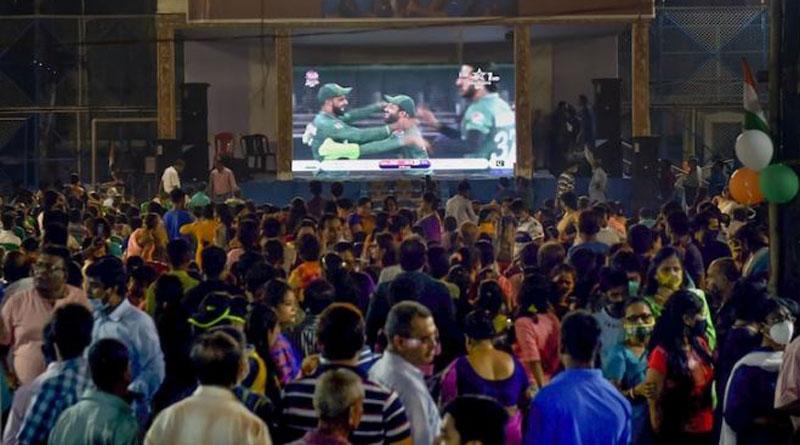 Kashmiri Terror group threatens 'non-locals' in J&K who complained against students celebrating Pakistan win। Sangbad Pratidin