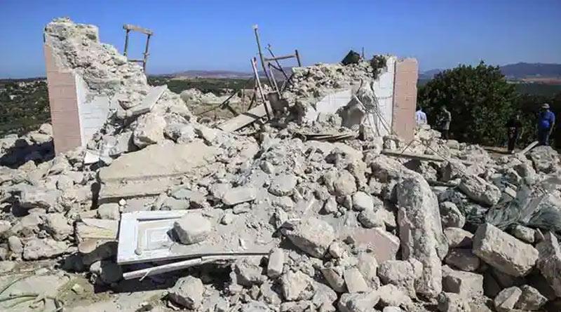20 Killed, Two Hundreds injured as earthquake rattles Southern Pakistan | Sangbad Pratidin