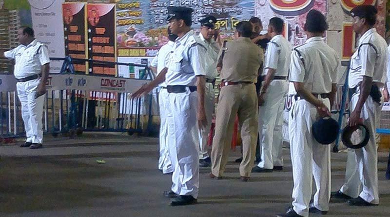 Police will be monitoring all puja pandel in Kolkata during Durga puja | Sangbad Pratidin