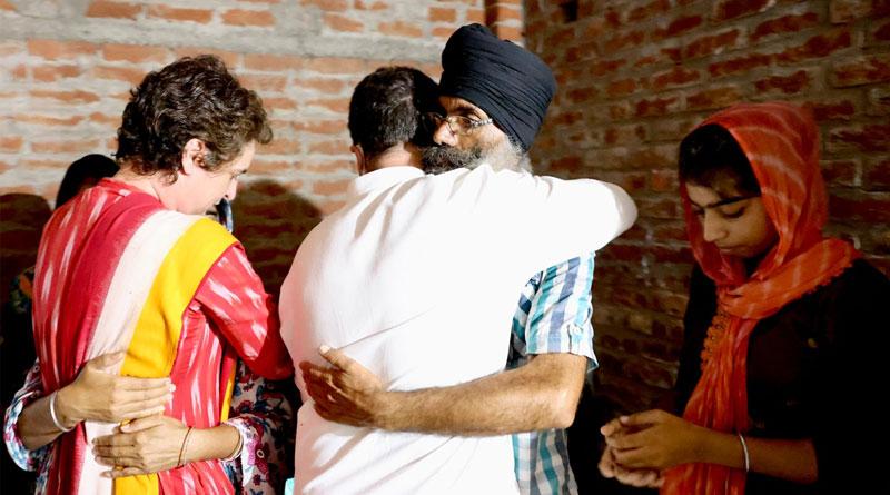 No justice possible unless Ajay Mishra Teni resigns as MoS Home, demands Priyanka Gandhi Vadra | Sangbad Pratidin