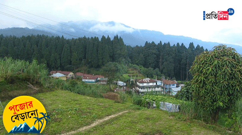 Tourists may visit small village of Kurseong in Durga Puja | Sangbad Pratidin