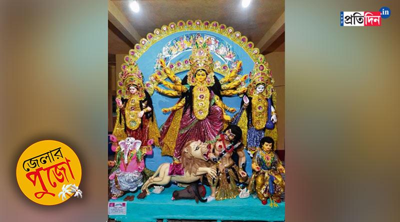 Durga puja of India Bangladesh border delivers message of Harmony | Sangbad Pratidin