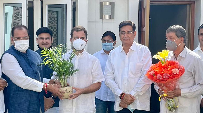 Ahead of Uttarakhand polls, Transport Minister Yashpal Arya and son joins Congress | Sangbad Pratidin