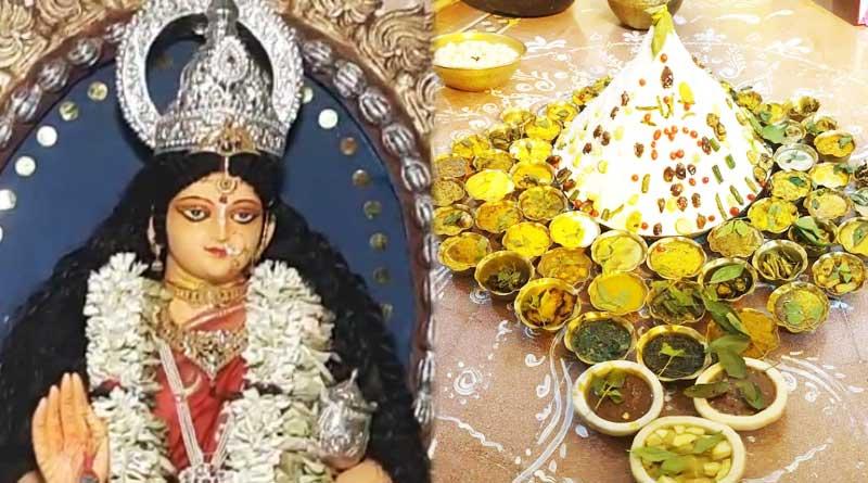 Asansol family celebrates Annakuta utsav on Lakshmi Puja | Sangbad Pratidin
