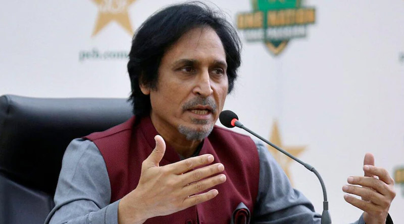 ICC T-20 World Cup: Ramiz Raja has revealed that PCB will get a blank cheque if they Beat India | Sangbad Pratidin