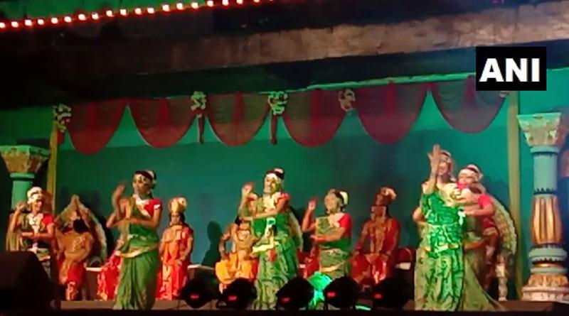 Muslim artists perform in Ramlila organised at Prayagraj in Uttar Pradesh | Sangbad Pratidin