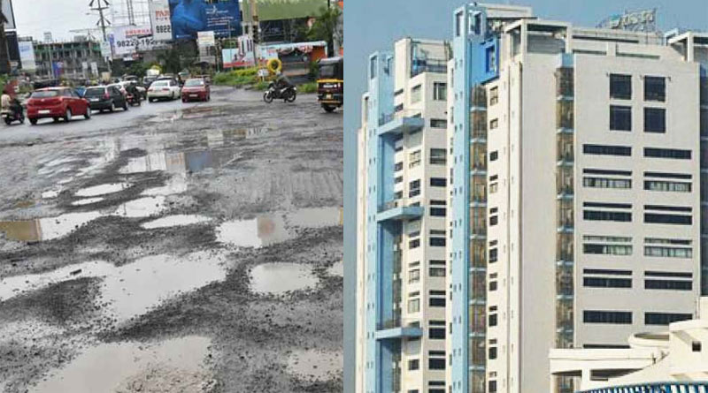 WB Govt, allocated Rs 200 Cr to repair roads before Durga Puja | Sangbad Pratidin