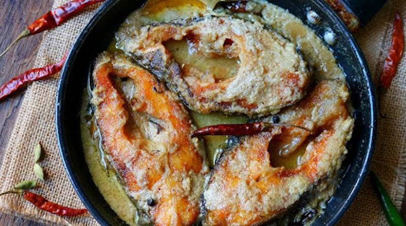 Try this Navami Special Fish Recipe at Home | Sangbad Pratidin