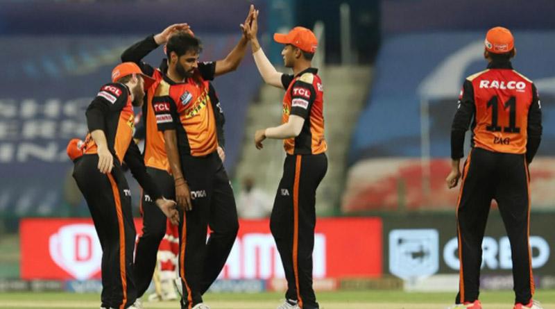 IPL 2021: SRH Beats RCB by 4 runs | Sangbad Pratidin