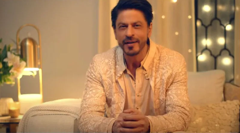 Shah Rukh Khan shares powerful message in Cadbury's viral Diwali ad | Sangbad Pratidin