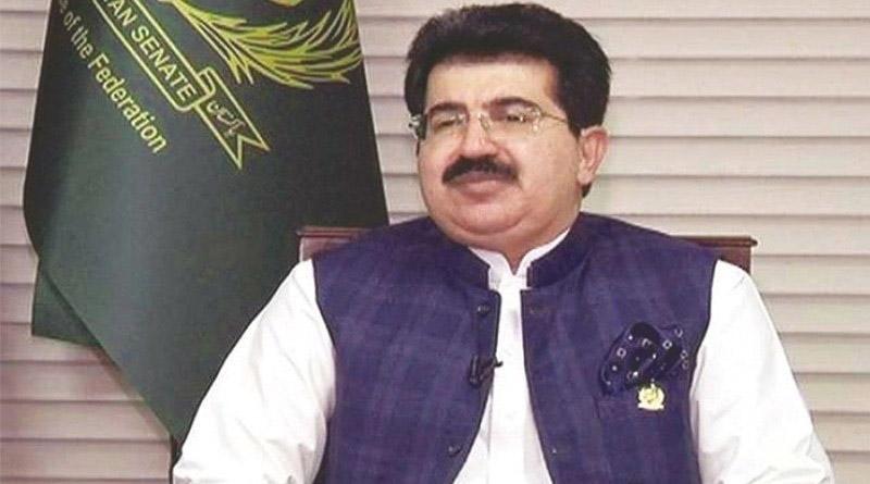 Lok Sabha Speaker's invite to chairman of Pakistan Senate sparks row