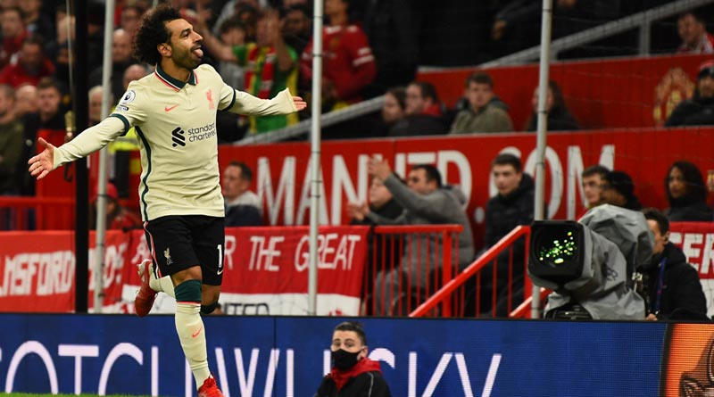 liverpool beats Manchester united by huge margin | Sangbad Pratidin