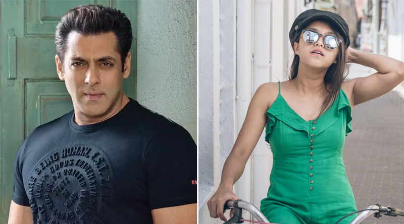 Yohani makes Salman Khan sing Manike Mage Hithe   Sangbad Pratidin