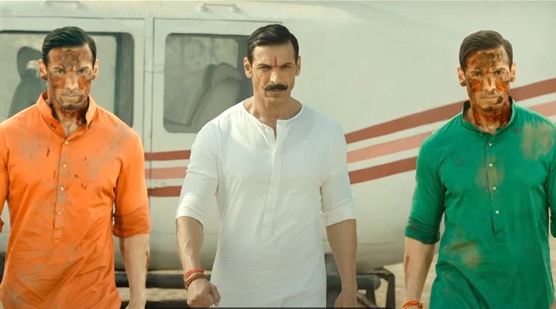 Here is the trailer of John Abraham starrer Satyameva Jayate 2 | Sangbad Pratidin