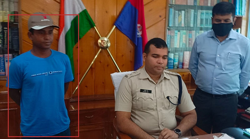 KLO member surrenders to Balurghat Police, he will be given package according to the Govt. rule