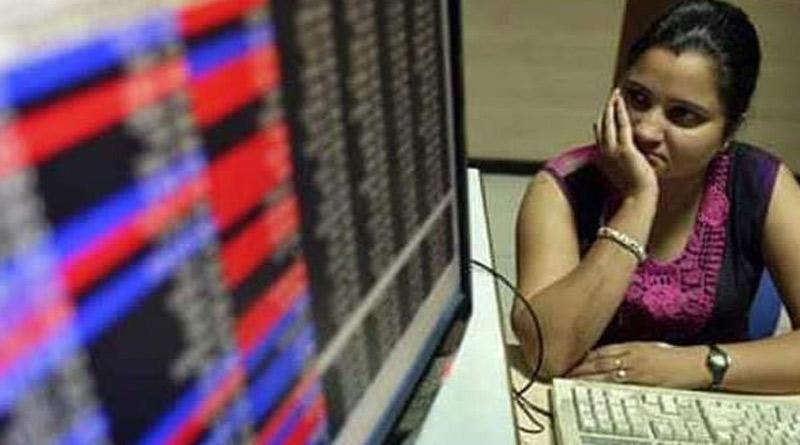 Sensex slumps over 1,150 Points। Sangbad Pratidin