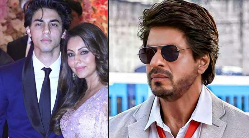 Shah Rukh Khan hired a new lawyer to represent son Aryan Khan । Sangbad Pratidin