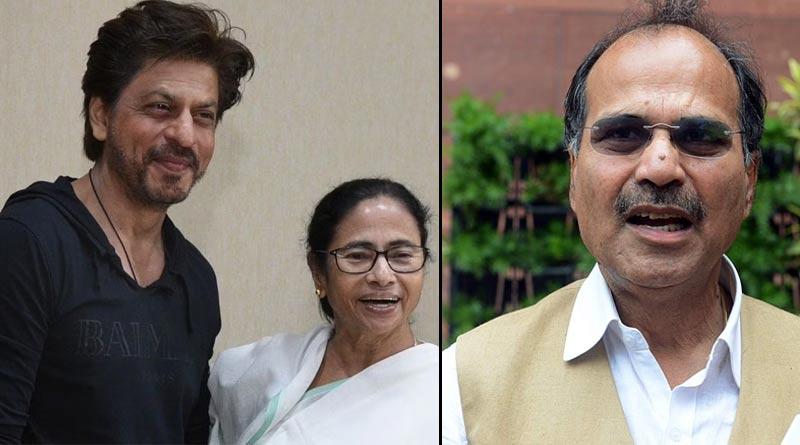 Adhir Ranjan Chowdhury raises question about Mamata Banerjee's raection on arrest of Aryan Khan | Sangbad Pratidin
