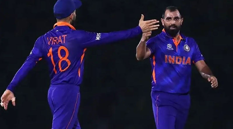 T20 World Cup: Mohammed Shami got trolled after India's loss to Pakistan