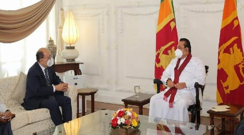 Foreign Secretary Shringla calls on Sri Lankan PM | Sangbad Pratidin