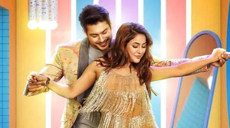 First Look of Sidharth Shukla & Shehnaaz Gill's last Music Video | Sangbad Pratidin
