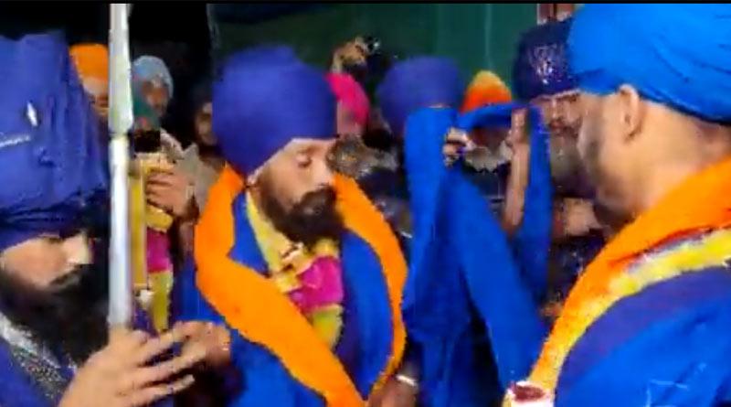 Singhu lynching: Fourth 'surrender' as Haryana reaches out to Nihangs | Sangbad Pratidin