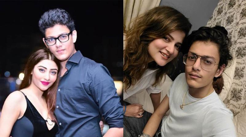 Srabanti Chatterjee celebrates birthday of son's girl friend | Sangbad Pratidin