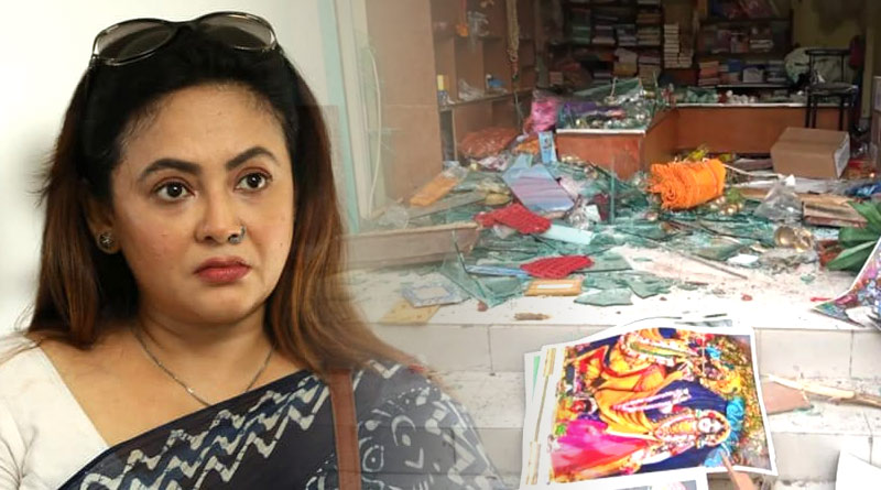Sreelekha Mitra opens up about Bangladesh violence | Sangbad Pratidin